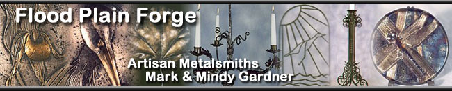 Flood Plain Forge - Artisan Metalsmiths - Mark & Minda Gardner